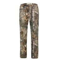 Bushmen bionic camouflage hunting camouflage breathable cotton men Spring Army fans Tactical pants C122