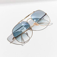 Ray-Ban The General Aviator Sunglasses   Urban Outfitters