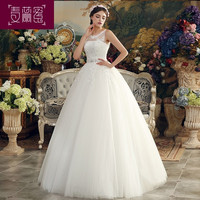 wedding dresses wedding 2015 new bride one shoulder dress bridal dresses = 1930243972