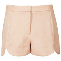 Shimmer Scallop Shorts - New In This Week - New In - Topshop USA