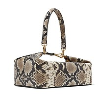 MARI Women's Crocodile Print Bag