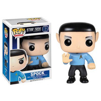 Funko POP! Television - Star Trek Vinyl Figure - SPOCK (4 inch): BBToyStore.com - Toys, Plush, Trading Cards, Action Figures & Games online retail store shop sale
