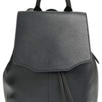 rag & bone 'Mini Pilot' Quilted Leather Backpack