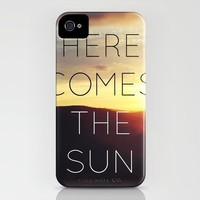Here It Comes iPhone Case by Galaxy Eyes | Society6