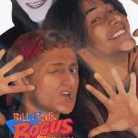Bill and Ted's Bogus Journey 27x40 Movie Poster (1991)