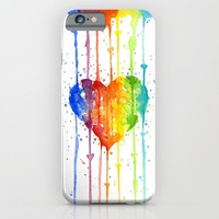 Love Wins iPhone & iPod Case by Olechka