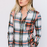 Campfire Song Flannel Shirt