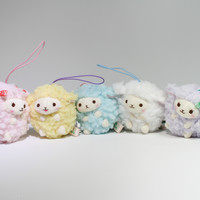 Baby Wooly Mini Strap