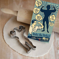 Perfect Cookie Cutter Man