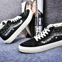 WTAPS x Vans Syndicate 'Sk8 Mid' Running Shoes 36-44
