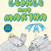 George and Martha (Green Light Readers. Level 2)