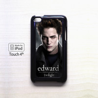 Edward cullen poster twillight for iPod 4/ iPod 5 cases