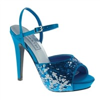 Blue Prom Shoes | Blue Homecoming Shoes | Prom Dresses | GownGarden.com