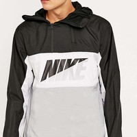 Nike Nylon Pullover Hoodie - Urban Outfitters