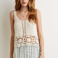 Swim Shop: Sun Dazed - Tanks + Tees | WOMEN | Forever 21
