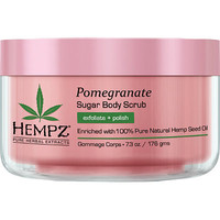 Hempz Pomegranate Herbal Sugar Body Scrub Ulta.com - Cosmetics, Fragrance, Salon and Beauty Gifts