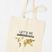 ModCloth Travel Roam Away from Home Tote