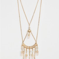Bohemian Dream Tiered Necklace