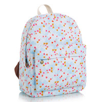 Canvas Cute Lovely Korean Backpack = 4888004612