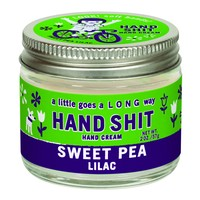 Hand Shit Hand Cream in Sweet Pea and Lilac Scent