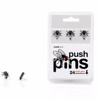 Fly Push Pins