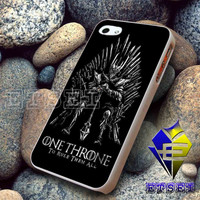 Sauron on iron throne Game of Throne For iPhone Case Samsung Galaxy Case Ipad Case Ipod Case