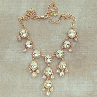 Princess of the Night Necklace