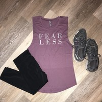 Fearless Activewear Tank