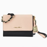 Hello Kitty Clutch Bag: Two Tone Collection
