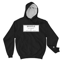 Money Power Respect Champion Hoodie
