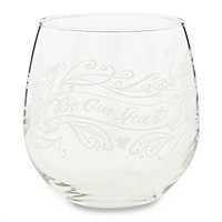 Be Our Guest Stemless Wine Glass - 18 oz.