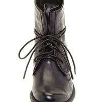 EXTREME By Eddie Marc | Leann Wraparound Lace-Up Bootie | Nordstrom Rack