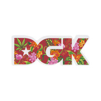 Dgk Permanent Vacation Sticker Multi One Size For Men 24911295701