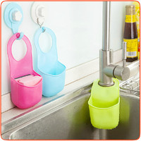 Sink Shelves kitchen Storage Hanging bag Drain shelf basket Kitchen Faucet Accessories