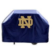NCAA Notre Dame  (ND) 60-inch Grill Cover