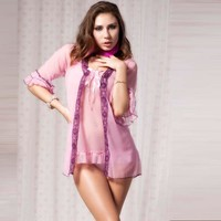 On Sale Hot Deal Cute Sexy Dress Scarf Spaghetti Strap Panties Exotic Lingerie [6596445763]