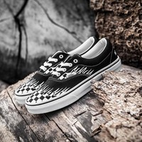 The North Face x Thrasher x Vans Skateboarding Shoes 35-44