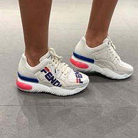 FENDI Sports and leisure shoes-6