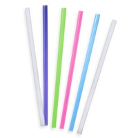 Tervis® 6-Pack Straight Drinking Straws in Fashion Colors