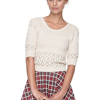 Billabong Mi And You Cropped Sweater at PacSun.com