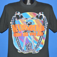 90s Nirvana Come As You Are Seahorse Rainbow t-shirt Large