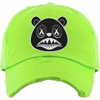 OREO BAWS Lime Green Dad Hat