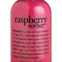 philosophy 'raspberry sorbet' award-winning ultra-rich 3-in-1 shampoo, shower gel & bubble bath