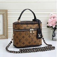 Louis Vuitton LV NANO Speedy Mini Handbag