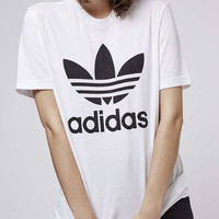 Trefoil Tee by Adidas Originals - Topshop