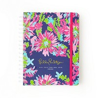 Lilly Pulitzer Large Agenda, Trippin' And Sip