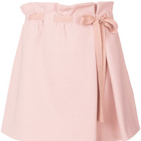 Red Valentino Pleated Skirt - Farfetch