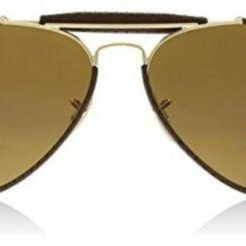 Sunglasses Ray-Ban RB 3422 Q 9041 LEATHER BROWN