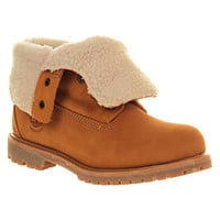 Timberland Teddy Fleece Wheat - Ankle Boots