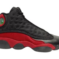 Air Jordan 13 XIII Retro Black Red Bred 2013 (GS)
